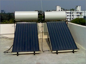 Solar-Water-Heating-System